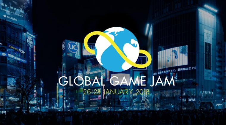 Global Game Jam(GGJ) 2018