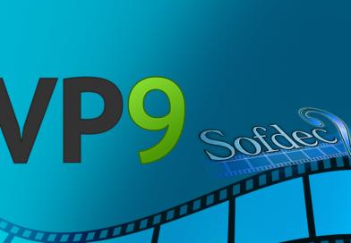 Sofdec2支持VP9了