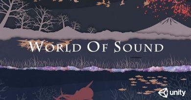 "CRIWARE全新Unity演示 – ""World of Sound完美声音世界"""