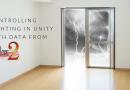 使用ADX2中的数据來控制Unity中的闪电效果